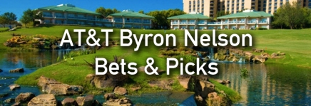 AT&T Byron Nelson Daily Fantasy Golf Picks & Bets