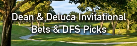 Dean and Deluca Invitational Draftkings Picks and Bets