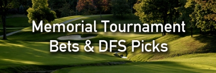 Memorial Tournament Draftkings Picks and Bets