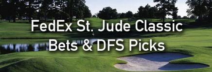 FedEx St. Jude Classic Podcast, Draftkings Picks, and Bets