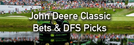 John Deere Classic Podcast, Draftkings Picks, and Bets