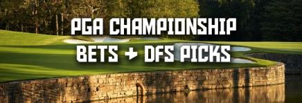 PGA Championship Podcast, Draftkings Picks, andBets