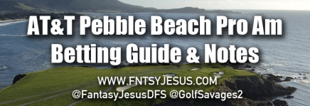 AT&T Pebble Beach Pro-Am – Podcast, Betting Guide, & Notes